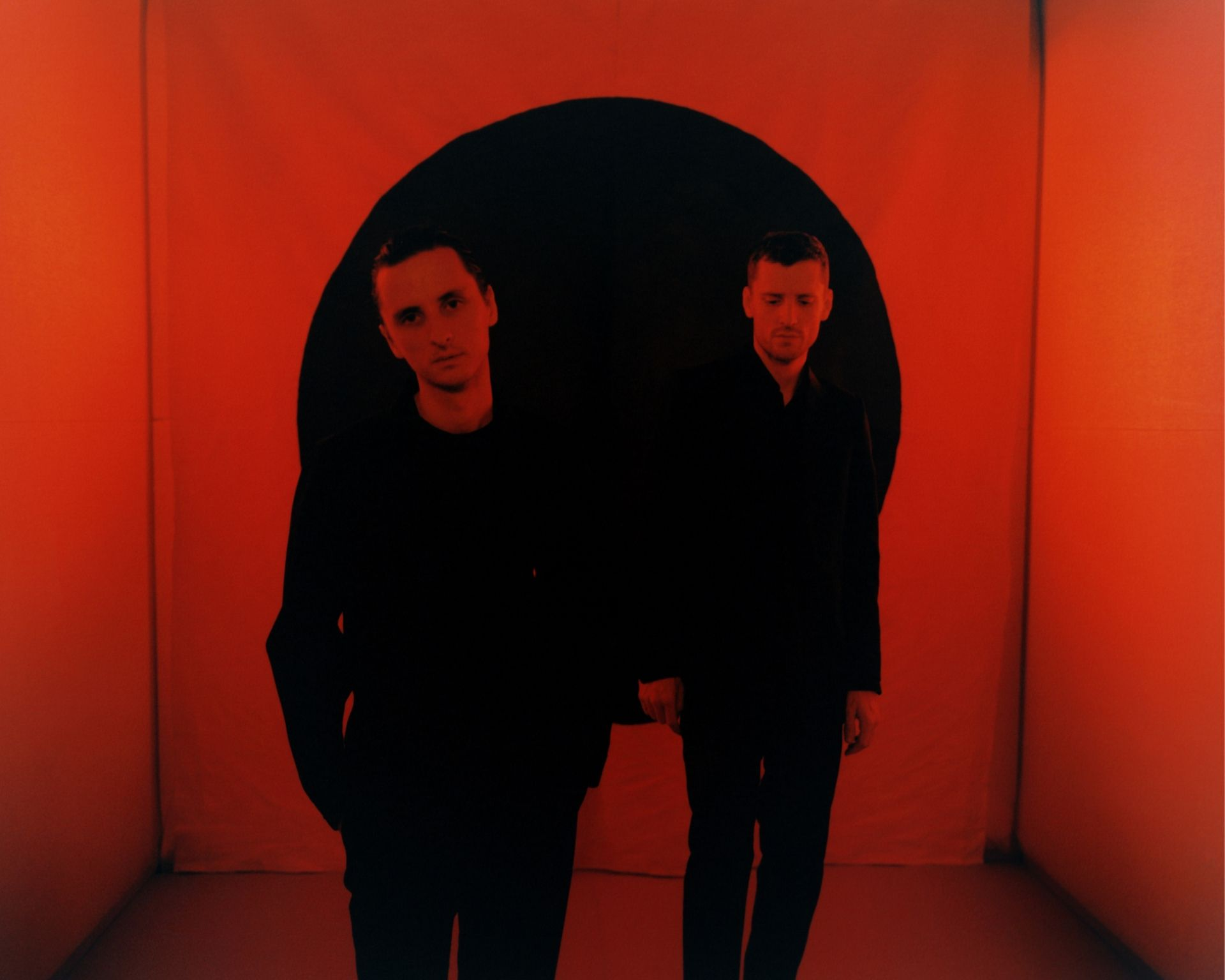 These New Puritans line up